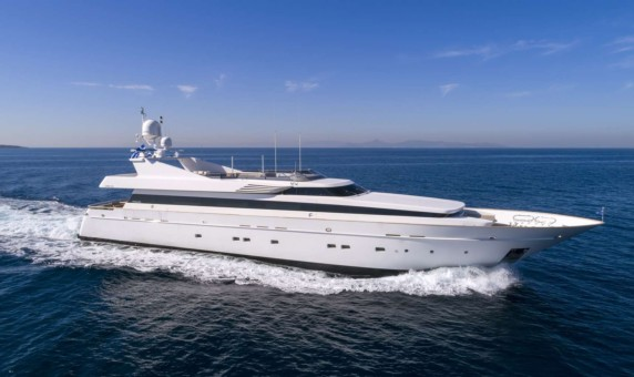 Mabrouk - Yacht for charter in Greece and Turkey