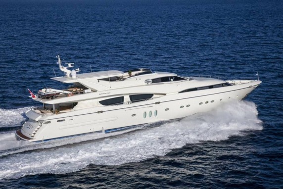 RINI V - Luxury yacht for charter in Athens, Mykonos, Kos, Greece and Turkey
