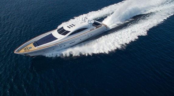 KAMBOS BLUE - Fast yacht available in Greece, Athens, Mykonos, Poros, Santorini