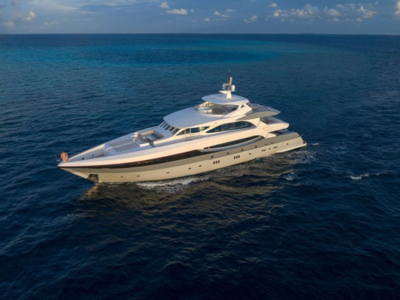 SEAREX luxury yacht for charter in the Maldives