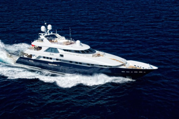KIJO - Luxury yacht available in Corsica, Sardinia, French Riviera, Amalfi Coast