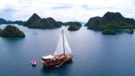 Sequoia Yacht - Unforgettable experience in Raja Ampat & Komodo Destinations
