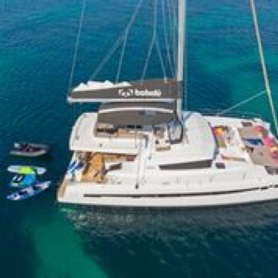 BABALOU - catamaran available in Athens and Greek Islands