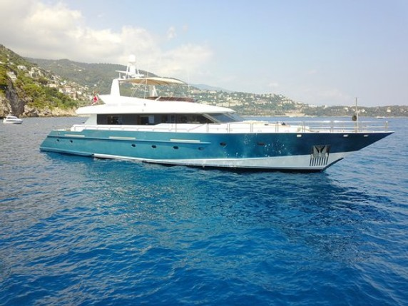 Spice of Life, available South of France, crusing with up 32 guests