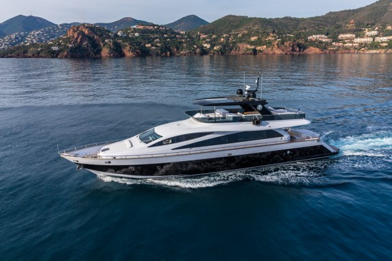 MISS TER - available Cannes, Nice, St Tropez, Monaco, Corsica