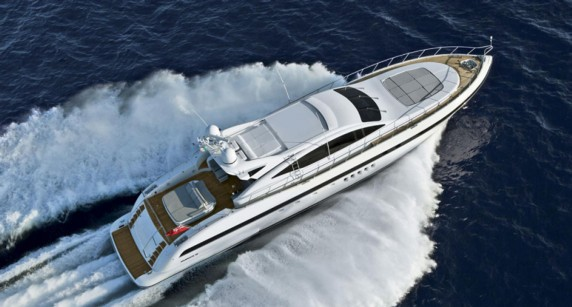 ORION 1 - Stunning Mangusta available in the south of France