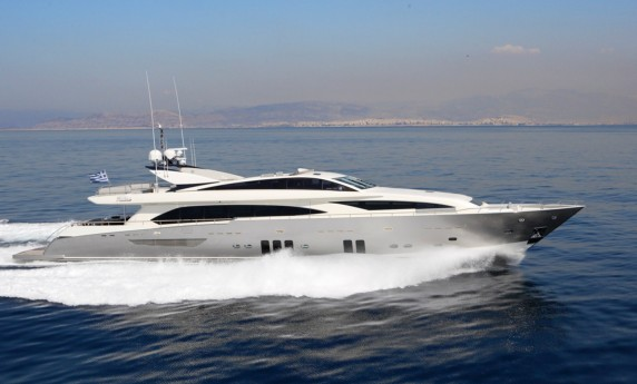 DRAGON luxury yacht for charter in Greece