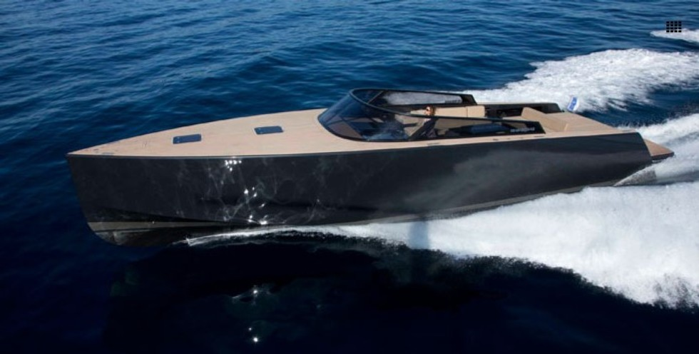 Van Dutch 55 Yacht For Charter On The French Riviera