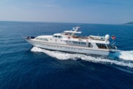 Nauta - A very comfortable and spacious yacht, perfect for family cruising