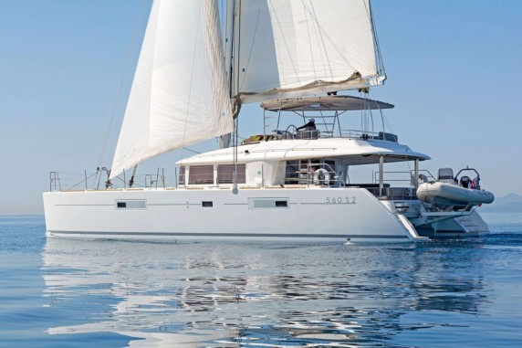 Sea Bliss  Catamaran for charter Sibenik - Croatia -Montenegro