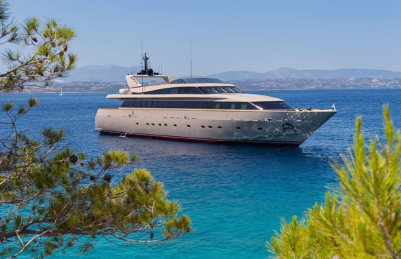 DALOLI - Yacht for charter in Athens - Mykonos - Greece